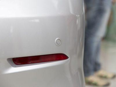 Installazione sensori parcheggio